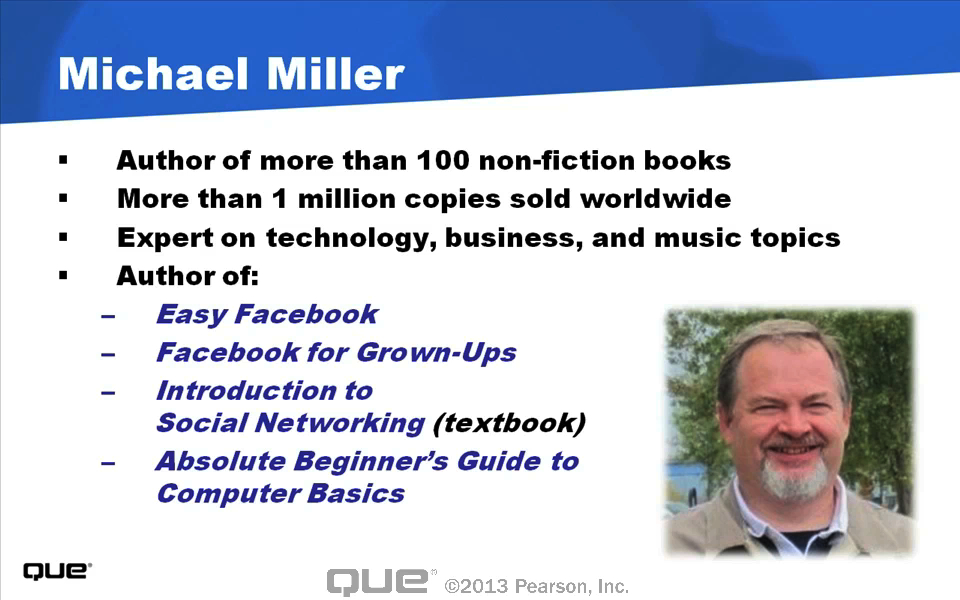 Facebook Essentials (Video Training), 3rd Edition