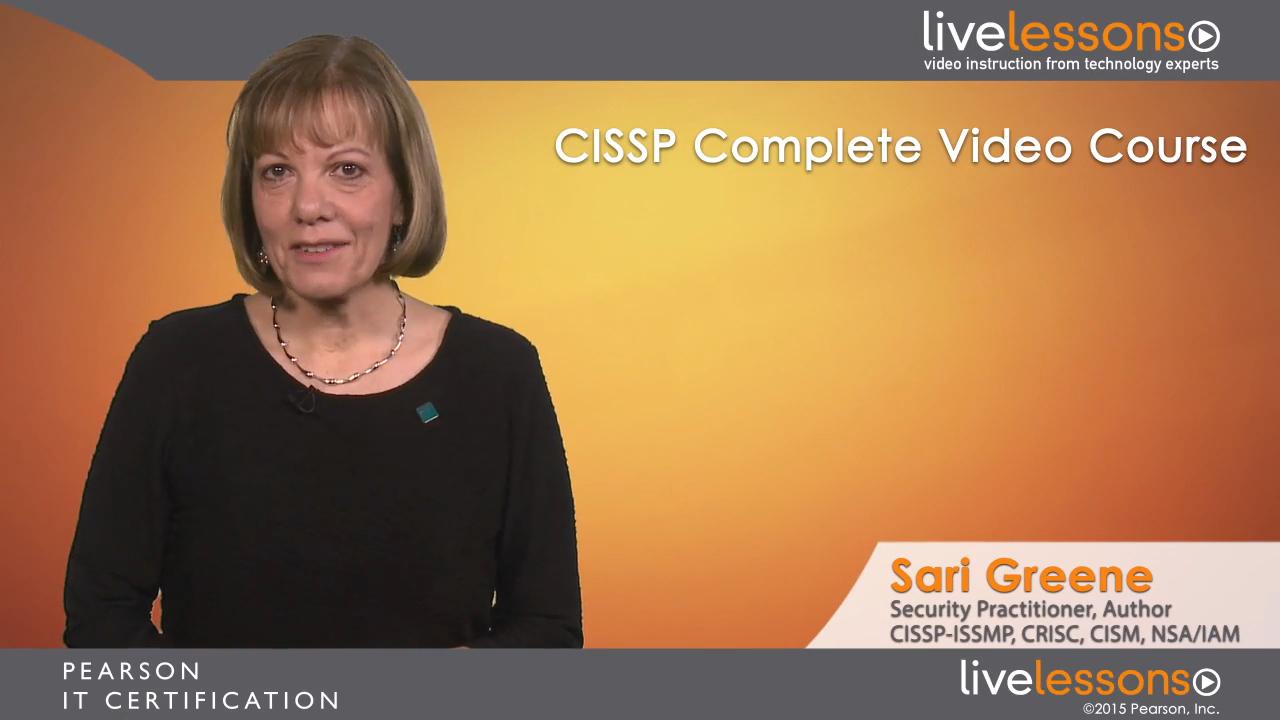 CISSP Complete Video Course