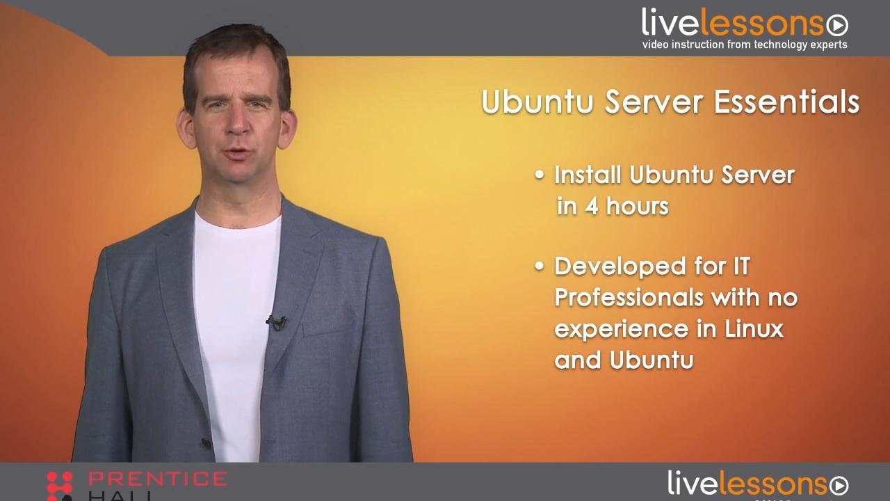 Ubuntu Server Essentials LiveLessons