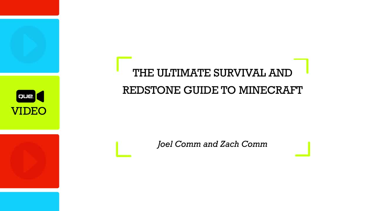 Ultimate Survival and Redstone Guide to Minecraft, The