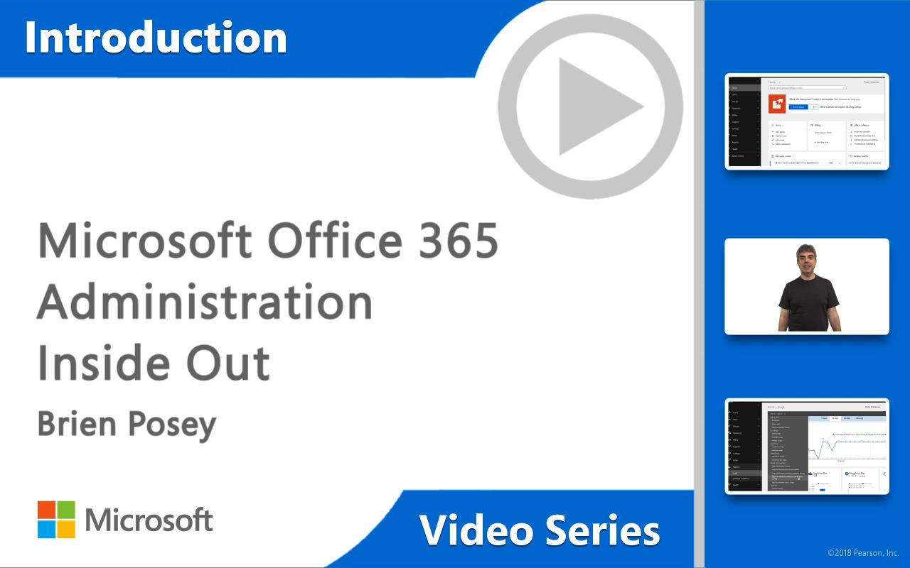 Microsoft Office 365 Administration Inside Out (Video)