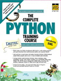 Python Complete Training Course Box Cover
