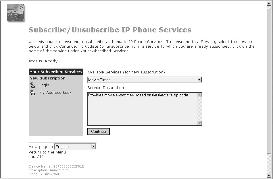 Developing cisco ip phone services a cisco avvid solution errata 64 kb replacement fandeluxe Gallery