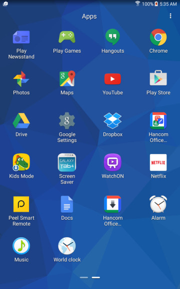 Upgrading the Galaxy Tab 4 to Lollipop and Touring the New Lollipop