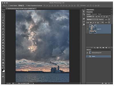 Article Information & Creative Lighting Effects with Adobe Photoshop CS6 u003e Lighting Effects UI