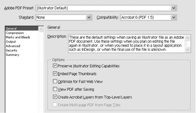 Layered Illustrator Documents > Adobe Acrobat 9 How-To #103