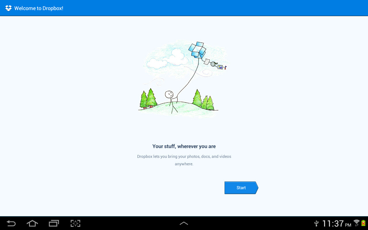 Using Cloud Services to Back Up Data on Your Samsung Galaxy Tab
