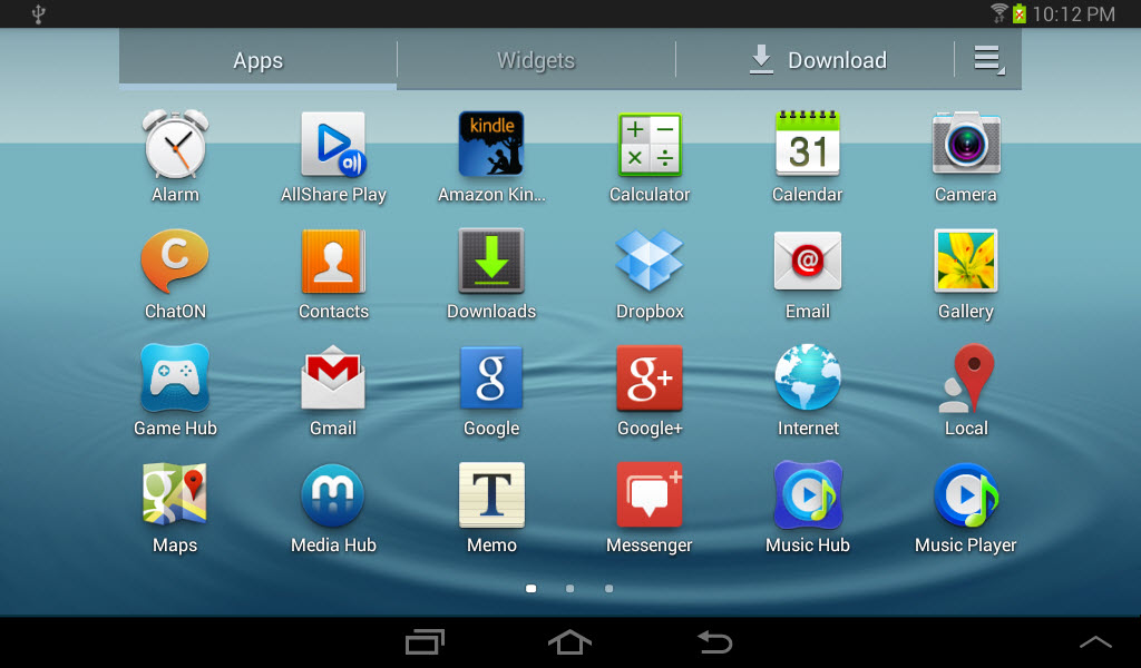how to read kindle books on your samsung galaxy tab 2