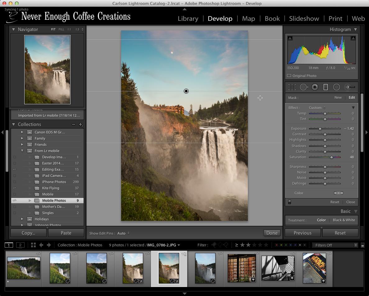 adobe photoshop lightroom app for pc