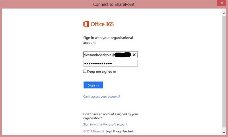 organisation browser sharepoint 2013
