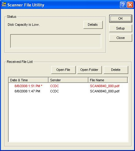Security Analysis of a Scan-to-PC Solution   Security