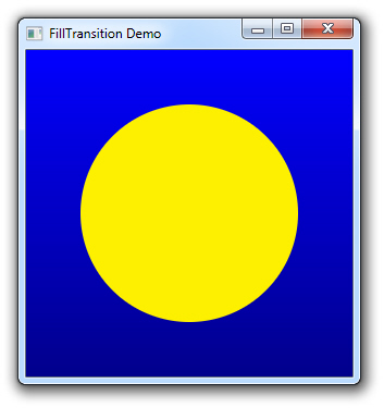 Using Transitions to Simplify JavaFX Animations | Basic