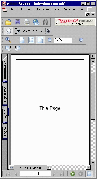 Class Tour > Tools of the Trade, Part 1: Creating PDF