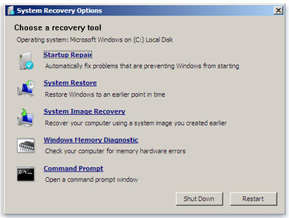 fixing boot and crash problems in windows vista and windows 7 rh informit com Windows 98 Windows 8