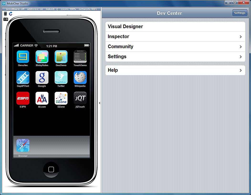 Test Driving Mobile Phone Operating Systems for Users and Developers