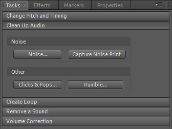 adobe premiere how to make sound high pitch
