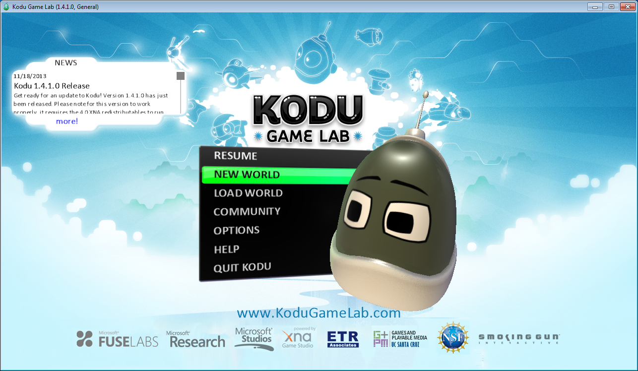 Skyscraper Panic! Creating a Game in an Hour with Kodu Game Lab ...
