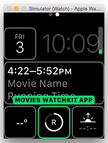 Creating Custom Apple Watch Complications, Part 1 | Creating