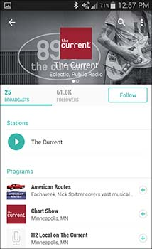 Listening to Local Radio Online | Using TuneIn | InformIT