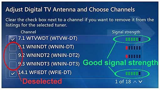 Watching ATSC TV | Setting Up and Watching ATSC with Windows