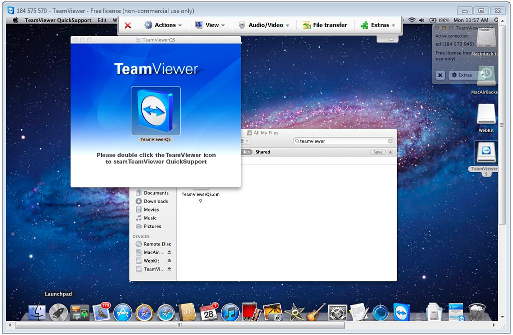latest teamviewer for windows 7