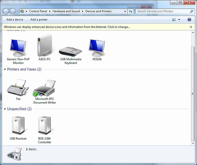 Ieee 1284 controller драйвер windows 7 скачать