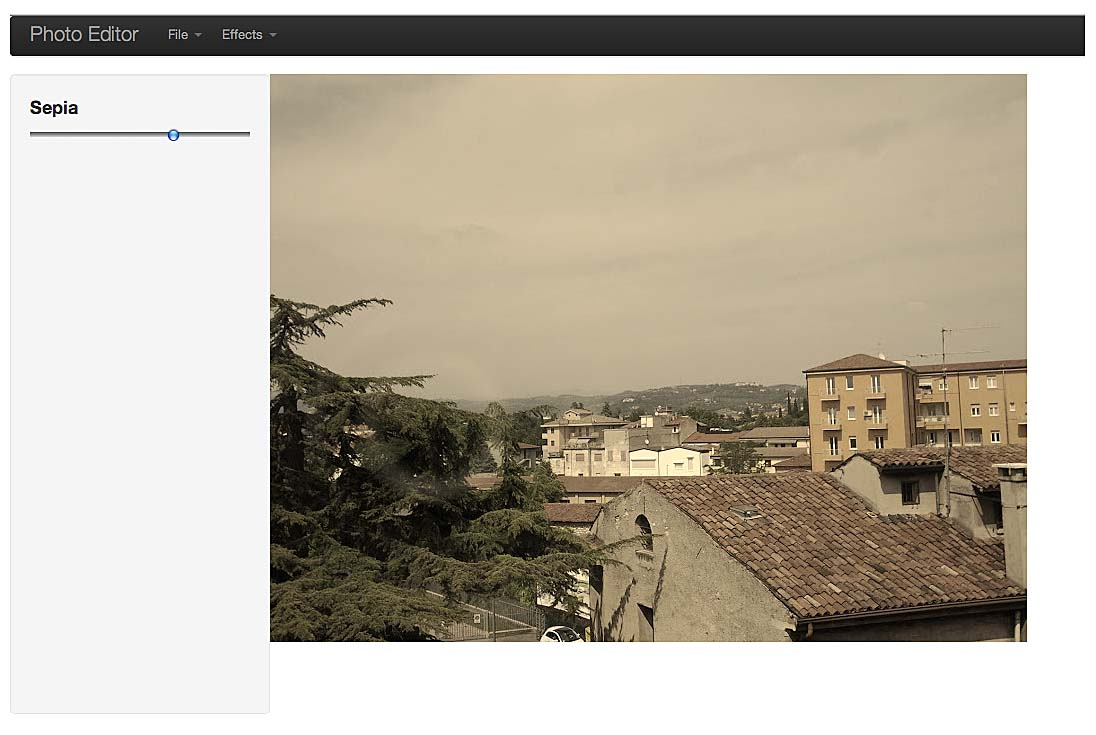 Loading the Images | Creating a Simple Photo Editor with Chrome