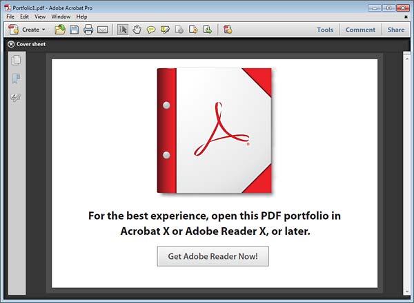 PDF ACROBAT READER 8 PDF