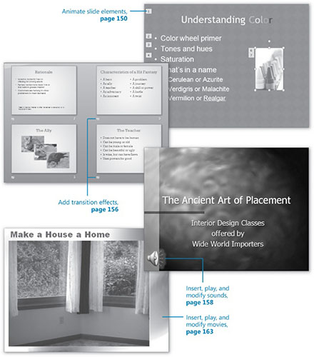 Adding Animation, Sound, and Movies to Microsoft® Office PowerPoint on home design spreadsheet, home design templates, home design project, home design youtube, food powerpoint, home design office, home design photography, home design graphics, home design blog, home design facebook, home design books, home design tv, home design web pages, home design games, home design animation, holiday powerpoint, home design design, home design inspiration, home design ipad, engineering powerpoint,