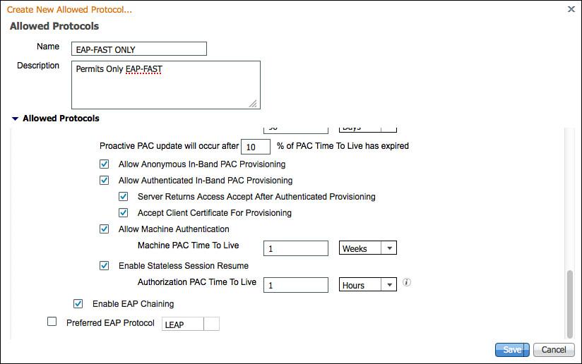 modern authentication protocol