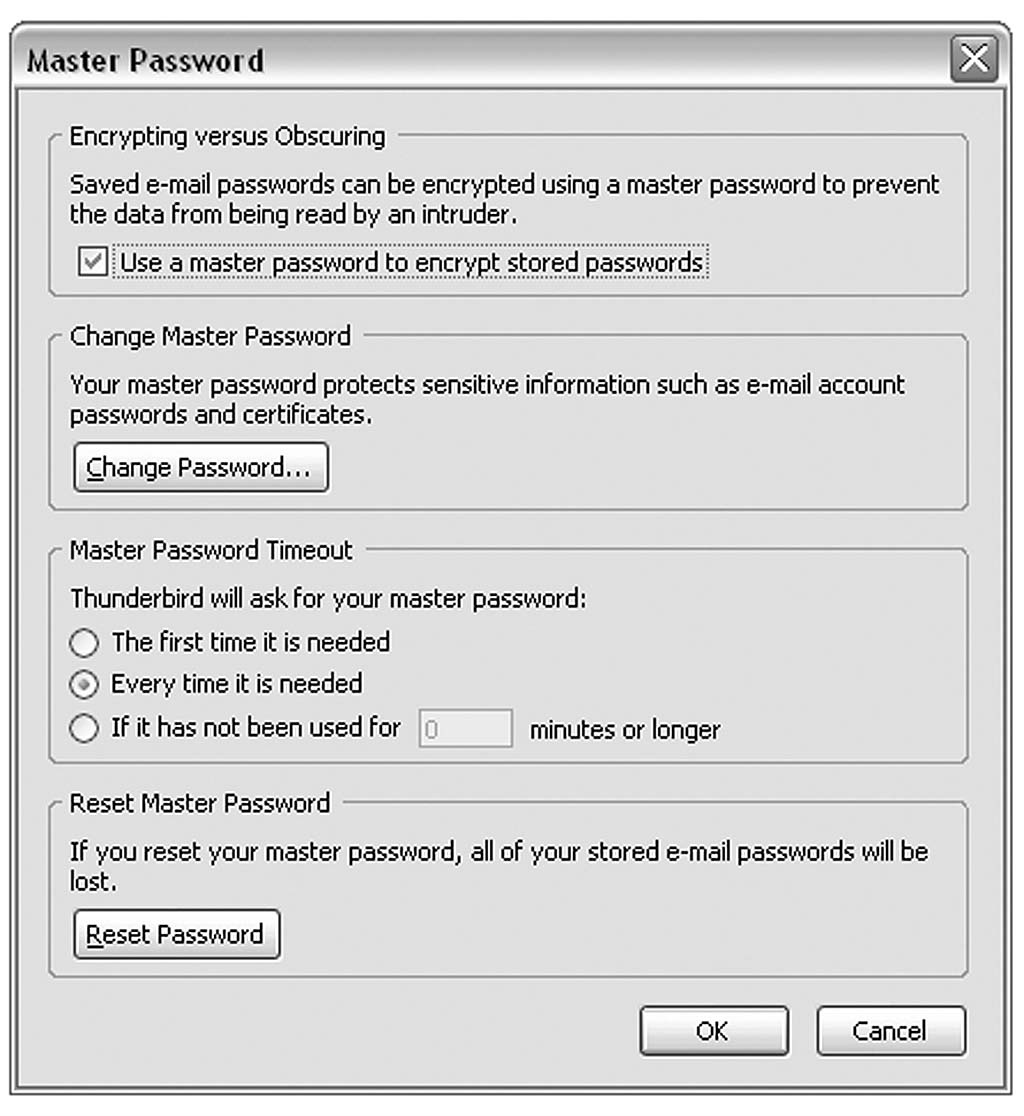 Passwords | Protecting Your Privacy and Blocking Spam in