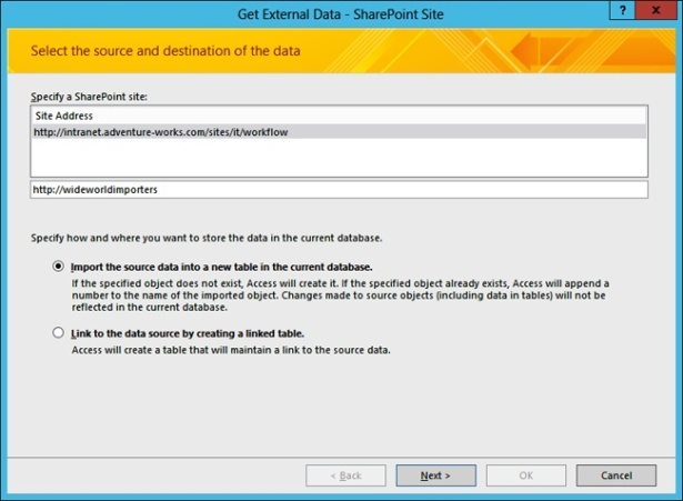 Using SharePoint 2013 with Excel and Access | Microsoft