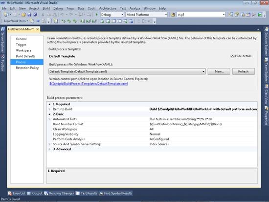 Team Foundation Build Quick Start | Microsoft Press Store