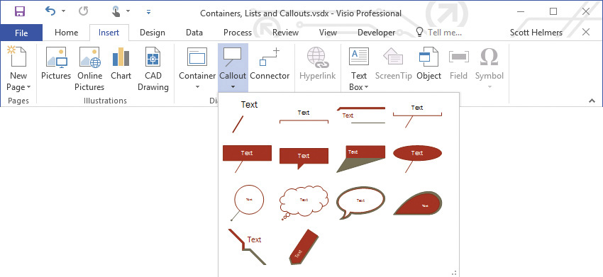Add Structure to Your Diagrams in Microsoft Visio 2016 | Microsoft