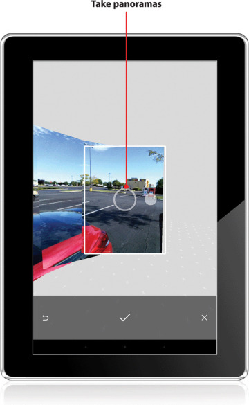 Taking and Editing Pictures with Your Android Tablet | Using
