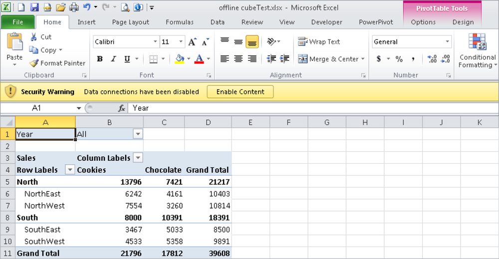 Cube Functions in Microsoft Excel 2010 | Microsoft Press Store