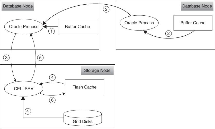 Exadata Smart Flash Cache | Oracle Exadata Smart Flash Cache in