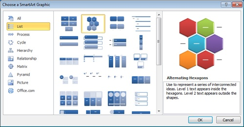 Word smartart diagram all kind of wiring diagrams create compelling smartart diagrams and charts in microsoft word rh microsoftpressstore com word smartart fishbone diagram ccuart Image collections