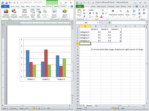 Create Compelling Smartart Diagrams And Charts In Microsoft Word