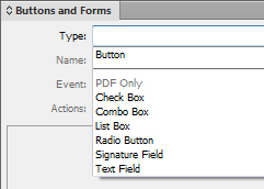 Creating PDF Forms | Working with Interactive and Multimedia in
