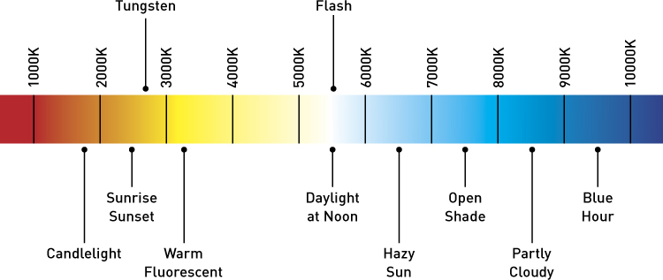 Color Lighting For Digital Photography The Five Characteristics