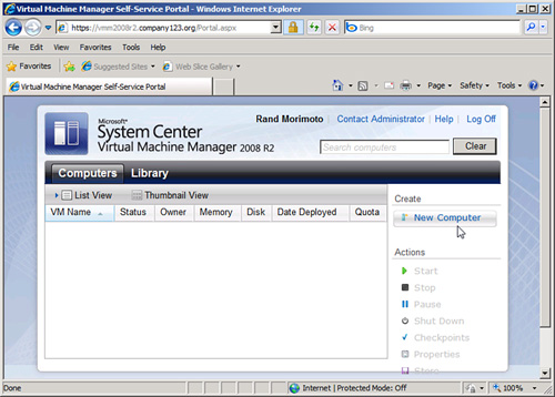 Understanding System Center Virtual Machine Manager | Introduction