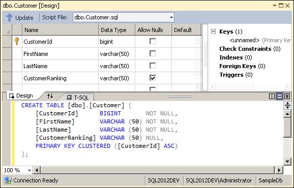 Introducing SQL Server Data Tools | Microsoft Press Store