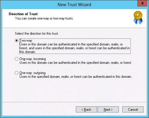 Advanced Active Directory Infrastructure for Windows Server