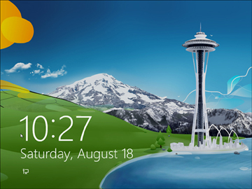 Signing In to Windows 8 | Starting and Stopping Windows 8