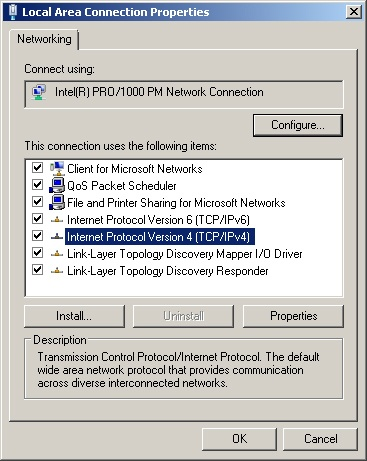 Managing TCP/IP Networking in Windows Server 2008
