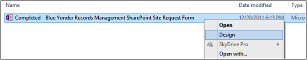creating enterprise forms in microsoft sharepoint 2013