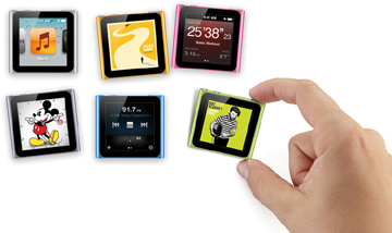 Playing Music On A Portable Music Player Or Smartphone Choosing A Portable Music Player Informit