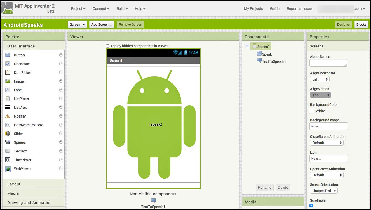 App inventor download windows 10