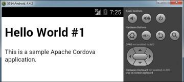Anatomy of a Cordova Application | Hello World! | InformIT